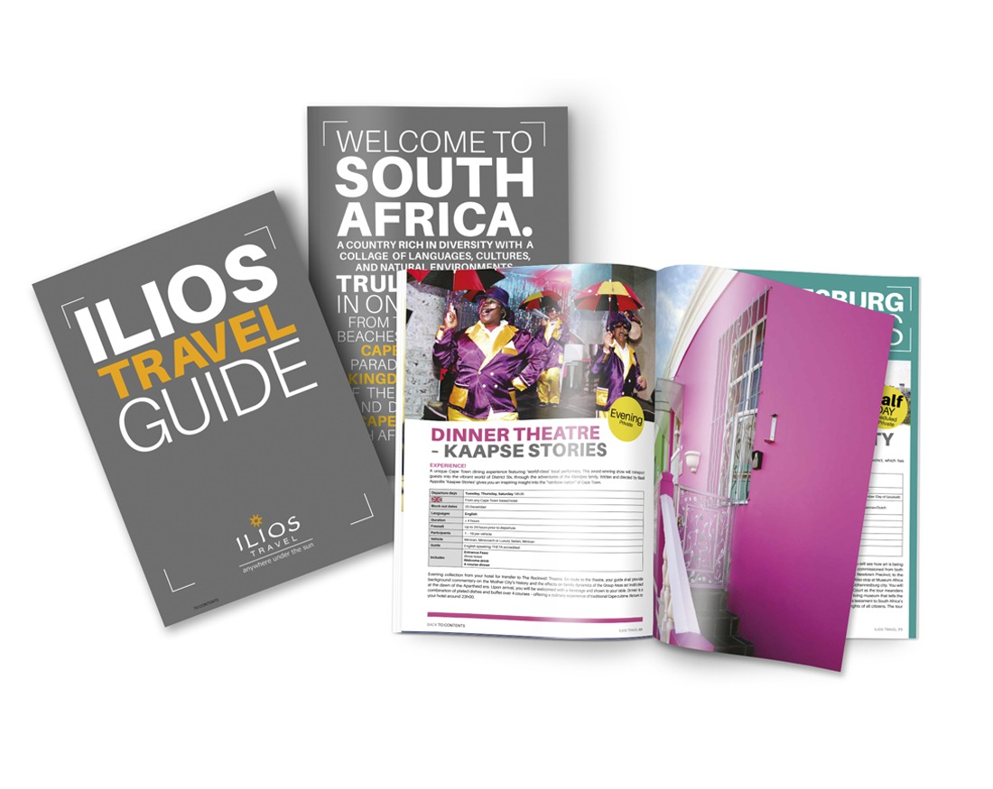 brochure design, travel guide, print design